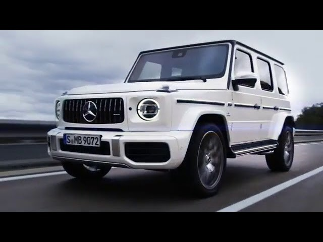 We Already Saw Pictures Of The Regular G Cl But Have Images G63 Amg