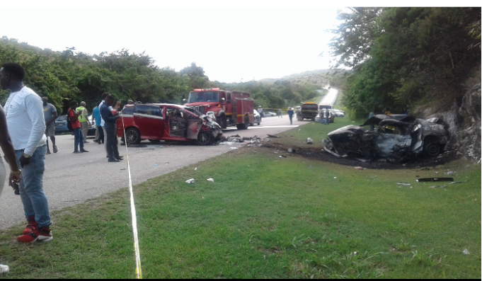 trelawny accident