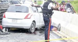 Mandela Highway Accident