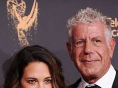 anthony bourdain girlfriend
